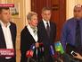 Пресс-конференция участников контактной группы по по урегулированию ситуации на востоке Украины