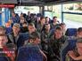 Украинские военнопленные в Донецкой области