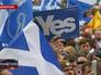 Митинг за отделение Шотландии