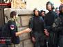"""Радикалы """"Правого сектора"""" общаются с киевской милицией"""