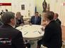 Владимир Путин на встречи с президентом Боснии и Герцеговины Милорадом Додиком