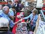 Продуктовая ярмарка в Луганске