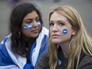 Сторонники независимости Шотландии