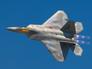 Истребитель F-22 Raptor ВВС США