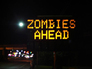 Зомби впереди