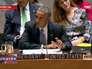 Президент США Барак Обама на заседании Совбеза ООН