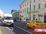 Автодорога в Москве