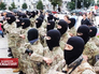 """Бойцы батальона """"Азов"""" Национальной гвардии Украины"""