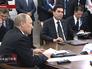 Президент России Владимир Путин и президент Туркменистана Гурбангулы Бердымухамедов