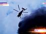Пожарный вертолет МЧС