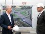 Сергей Собянин посетил работы по реконструкции развязки