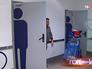 Общественный туалет в торговом центре