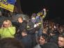 Участники митинга в Харькове