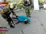 """Бойцы Нацгвардии Украины проводят """"зачистку"""""""
