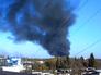 Взрыв в аэропорту Донецка