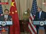 Министр иностранных дел КНР Ван И и госсекретарь США Джон Керри