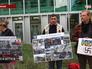 Митинг памяти жертв трагедии в Одессе в Германии