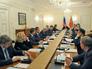 Владимир Путин провёл совещание с членами Правительства
