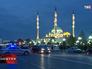 Полиция на месте взрыва в Грозном