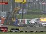 "Аварии на гонках ""Формула 1"""