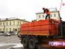 Промывка московских улиц