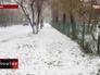 Снегопад в Томске