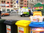 Мобильные пункты раздельного сбора отходов