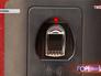 Сканер отпечатка пальца на входной двери
