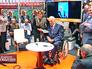 Бывший официальный биограф Гельмут Коля на презентации своей книги