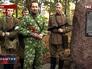 Возложение к памятнику воинам погибшим за освобождение Латвии от нацистов