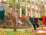 Фасад ветхого дома в Павловском посаде