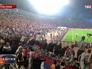 Беспорядки во время футбольного матча сборных Сербии и Албании