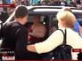 Водитель протаранивший колонну митингующих во Львове