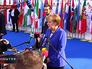 """Канцлер Германии Ангела Меркель прибыла на форум """"Европа-Азия"""""""