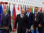 """Президент России Владимир Путин на саммите форума """"Азия-Европа"""" в Милане"""