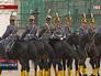 Конный караул в Кремле