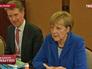 "Канцлер Германии Ангела Меркель на форуме ""Европа-Азия"""