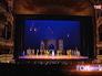 Балетная постановка в Большом театре