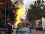 Взрыв газопровода в Германии