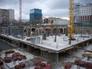 Стройка нового корпуса Морозовской больницы