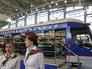 """Международная выставка общественного транспорта """"ЭкспоСитиТранс 2014"""" в Москве"""