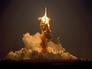 """Взрыв на старте ракета-носителя """"Антарес"""" с кораблём """"Сигнус"""""""
