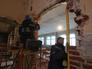Реставрация старого здания Политехнического музея