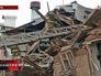 Последствия взрыва газа в жилом доме в Перми