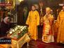 Служба в православной церкови Марии Магдалины в Дармштадте