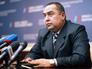 Избранный глава Луганской народной республики Игорь Плотницкий