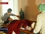 Пострадавший при обстреле Донецка школьник