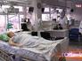 Пациентка в послеоперационном блоке больницы