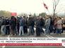 Польские фермеры перекрыли дорогу