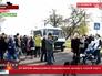 Жители Одессы перекрыли дорогу